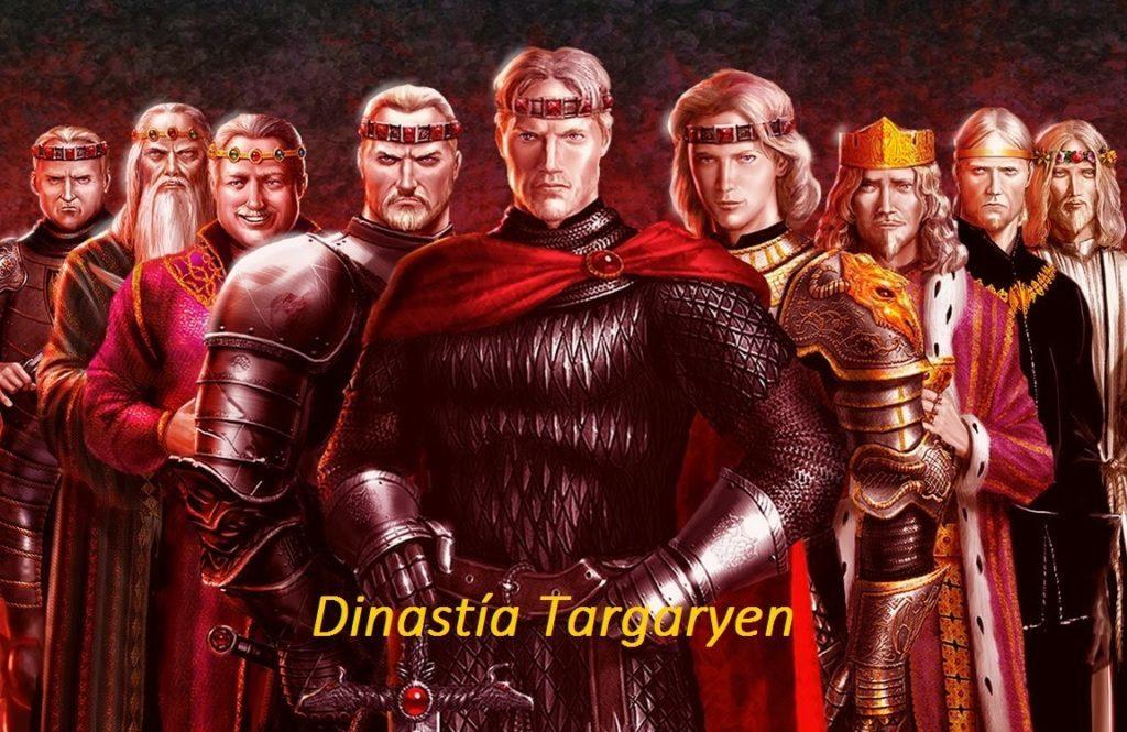dinastía targaryen