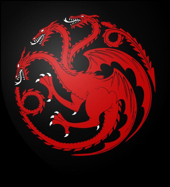 emblema casa targaryen
