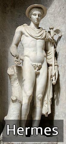 hermes dios griego