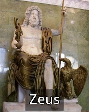 zeus dios griego