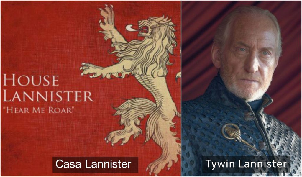 tywin lannister juego de tronos