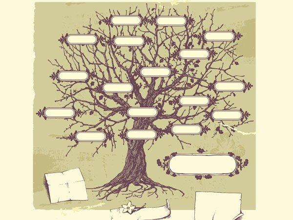 árbol genealógico online para imprimir