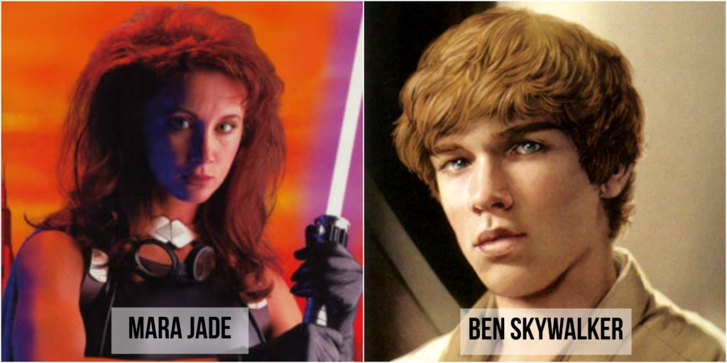 star wars mara jade ben skywalker