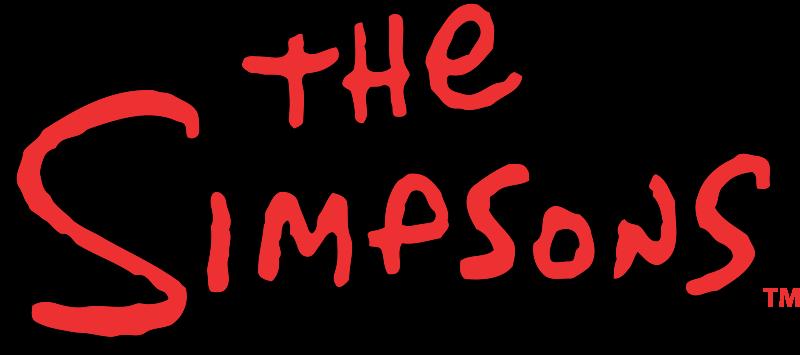 logo los simpsons