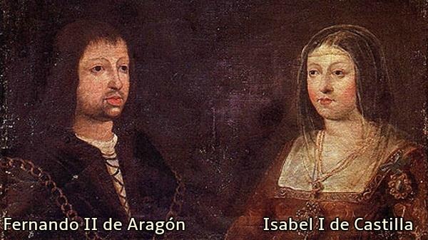 fernando II e isabel I reyes católicos